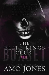 The Elite Kings Boxset Vol. II by Amo Jones