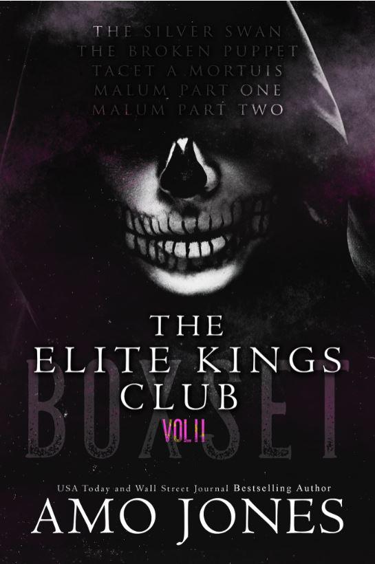 The Elite Kings Boxset Vol. II by Amo Jones