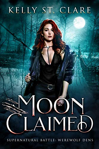 Moon Claimed by Kelly St. Clare