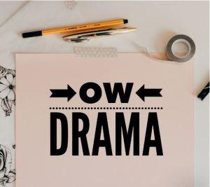 ow drama