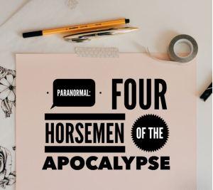 paranormal four horsemen