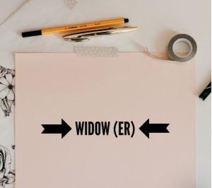 widow er