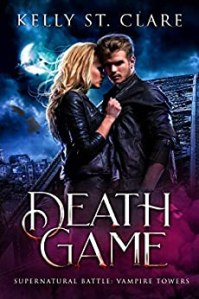 Book Review Death Game by Kelly St. Clare