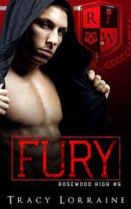 FURY by Tracy Lorraine