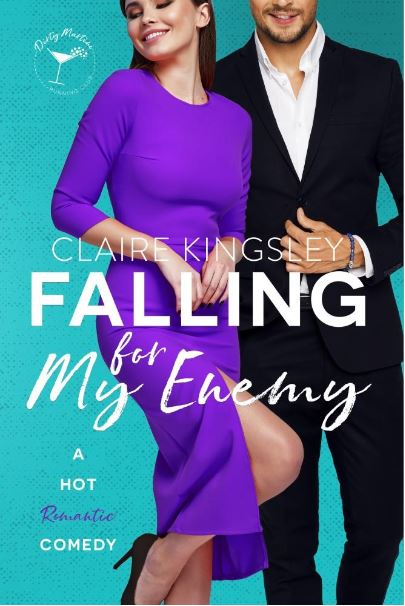Falling for My Enemy by Claire Kingsley