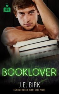 Booklover by J.E. Birk