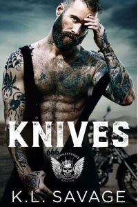 Excerpt Knives by K.L. Savage