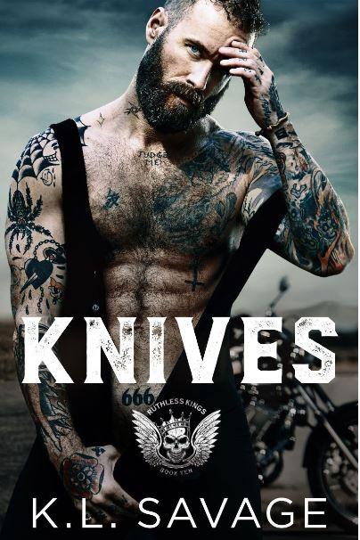 Knives by K.L. Savage