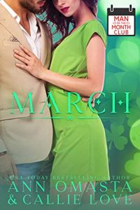 Cover Reveal Man of the Month Club: March by Callie Love