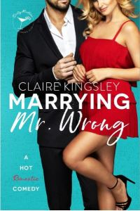 Mr. Wrong (Dirty Martini Running Club #3) by Claire Kingsley