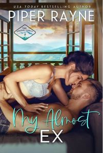 My Almost Ex by Piper Rayne