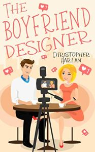 Cover Reveal The Boyfriend Designer by Christopher Harlan