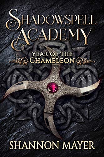 Year of the Chameleon by Shannon Mayer