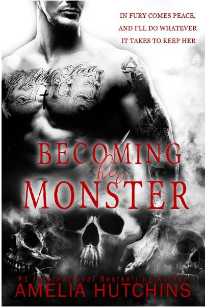Becoming her Monster by Amelia Hutchins