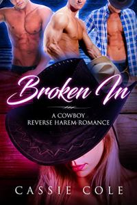 Book Review Broken In by Cassie Cole