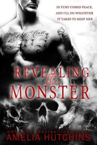Revealing the Monster (Playing with Monsters #4) by Amelia Hutchins
