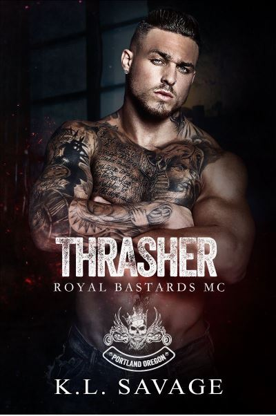 Thrasher by K.L. Savage