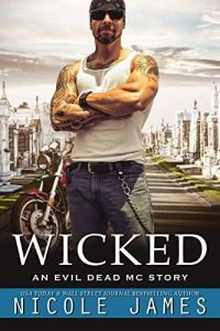 WICKED by Nicole James