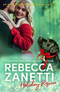 Holiday Rescue by Rebecca Zanetti