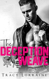 Cover Reveal The Deception You Weave by Tracy Lorraine