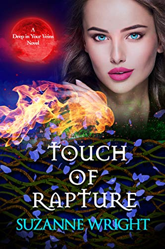 Touch of Rapture by Suzanne Wright
