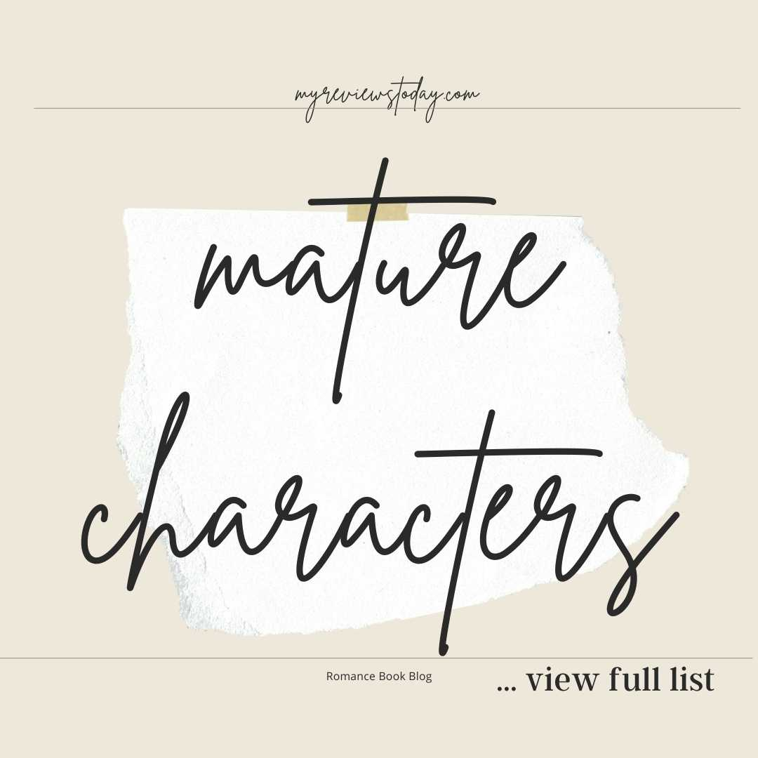 mature characters