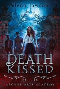 Death Kissed by Elena Lawson