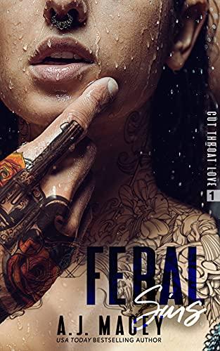 Feral Sins by A.J. Macey