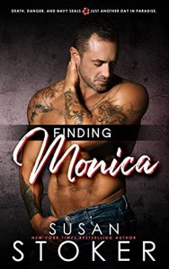 Finding Monica by Susan Stoker