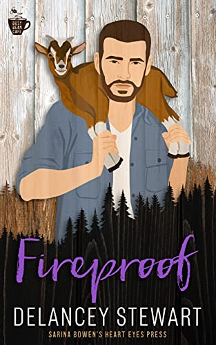 Fireproof by Delancey Stewart
