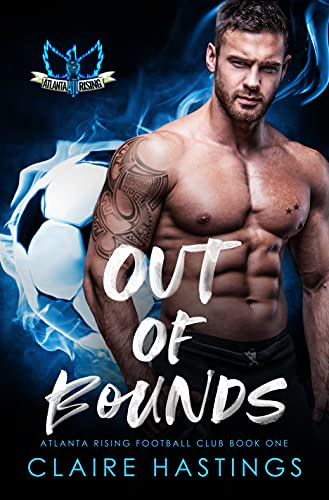 Out of Bounds by Claire Hastings