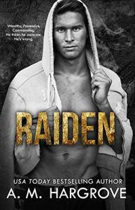 Raiden by A.M. Hargrove