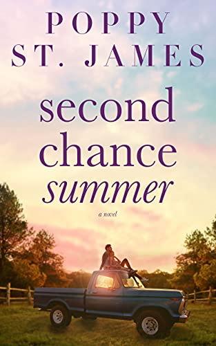 Second Chance Summer by Poppy St. James