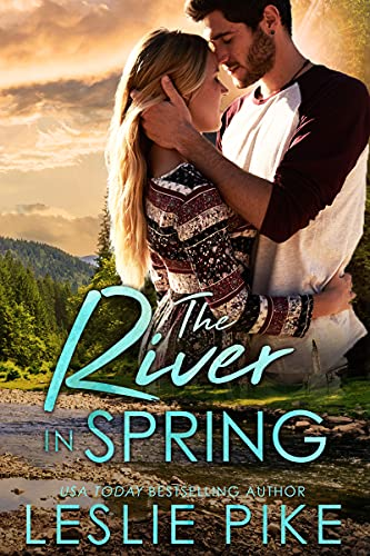 The River In Spring by Leslie Pike