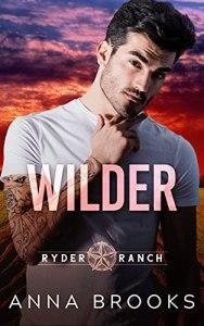 Wilder by Anna Brooks