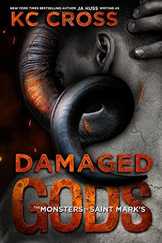 Damaged Gods by JA Huss