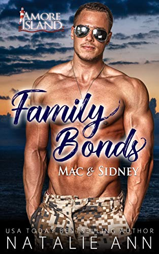 Family Bonds - Mac and Sidney by Natalie Ann