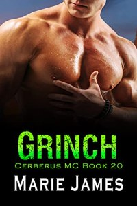 Grinch by Marie James