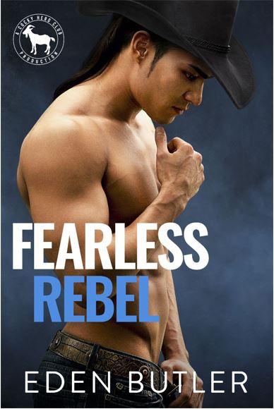 Fearless Rebel by Eden Butler