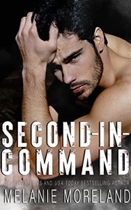 Second In Command by Melanie Moreland