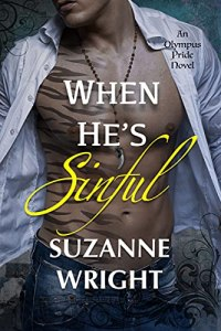 When He's Sinful by Suzanne Wright