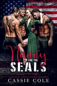 Nanny for the SEALs by Cassie Cole