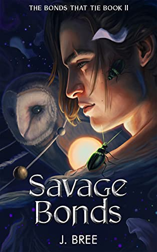 Savage Bonds by J Bree