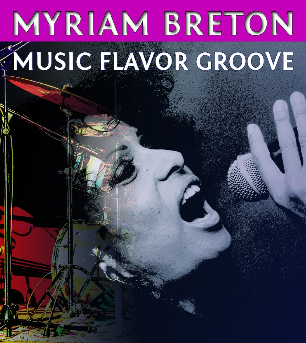 Myriam Music Flavor Groove 8
