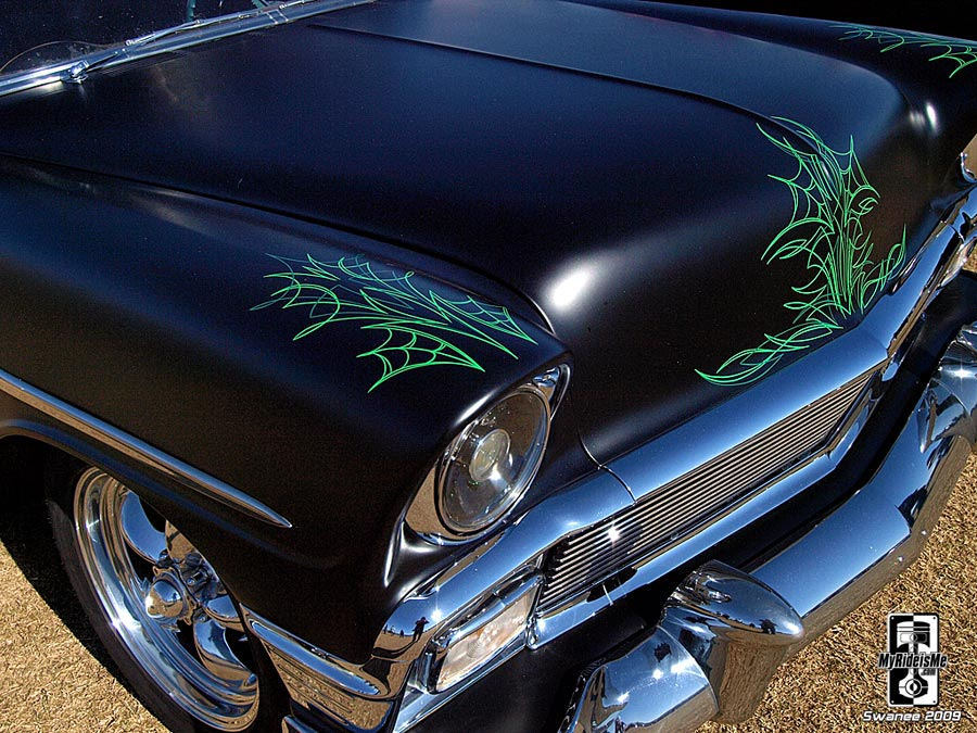 Top 7 Pinstriping Pictures From Goodguys Southwest