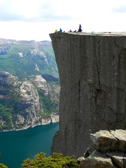 Don't Fall Off Your Own Marketing Cliff