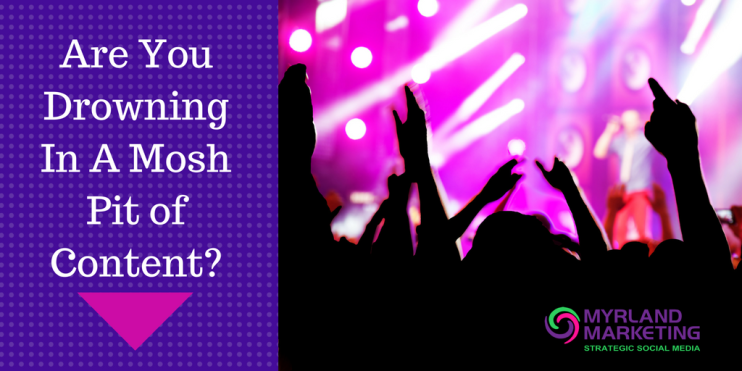 Lawyers, Are You Drowning In A Mosh Pit of Content?