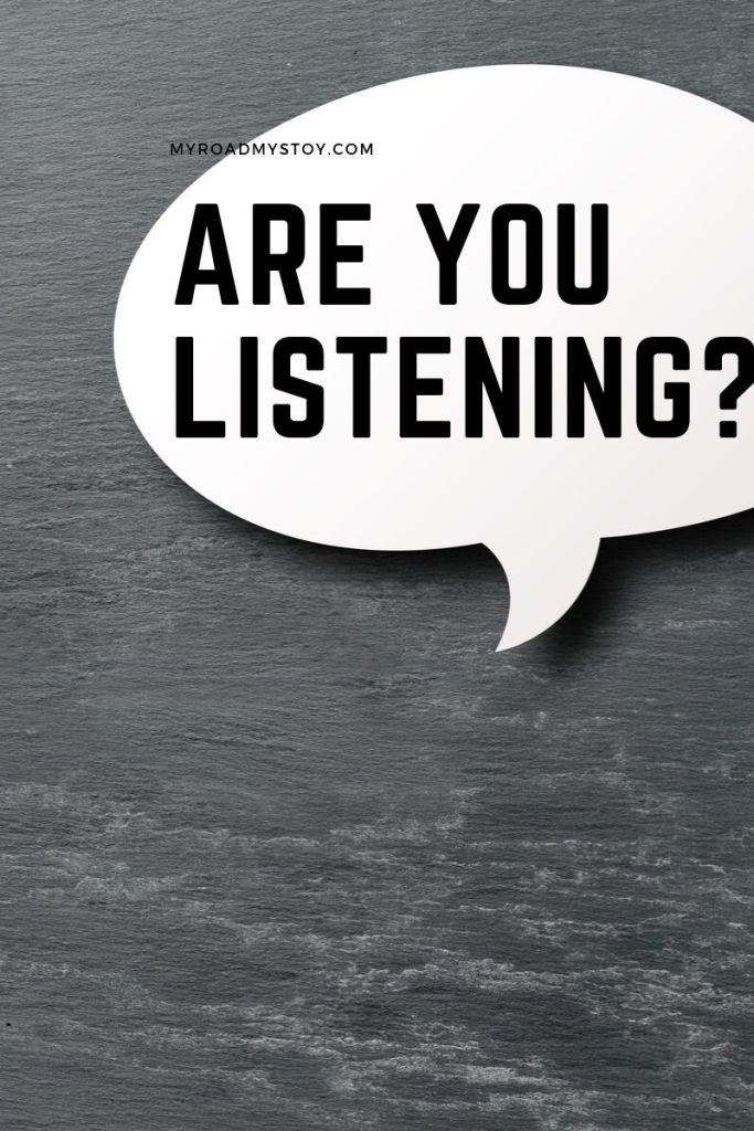 Helping Caregivers-Listening