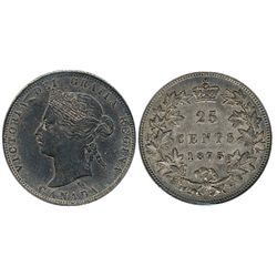 1875 25 cents
