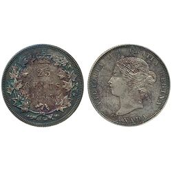 1885 25 cents Image courtesy of icollector.com